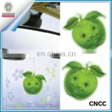 Novelty apple design paper car air freshener (ZY20-5467)