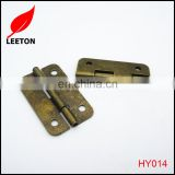 Manufacturer metal antique butt box hinge for cigar box