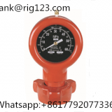 Mud pump Pressure gauge Model 8