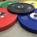 Olympic competition bumper plate