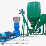 feed pellet production line/pellet manufacturing plant