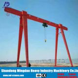 Rail mounted Electric Hoisting Equipment Remote Control  5 Ton 10 ton 15 ton Gantry Crane