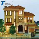 Beautiful design 3D building house villa models for sale