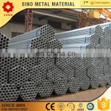 Different Round Galvanzied Hot Dipped Zinc Coated Steel Pipe