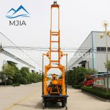 XYC-200A Vehicle Mounted Full Hydraulic Control Rotary Drilling Rig For Water Well & Soil Survey