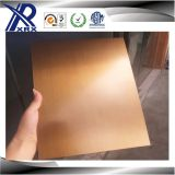 Factory Price Color Stainless Steel Bronze Sheet