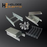 textured powder coating Ventilated or Perforated Trough Cable Trays