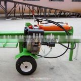 Gas engine Log Splitter