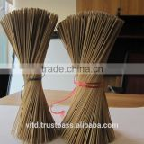 Raw bamboo sticks made in Vietnam