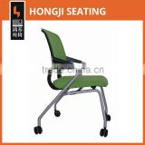HongJi foldable stuff chair office furniture office chairs with casters