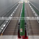 EN115 Outdoor Indoor Inclined Aluminum Pallet Auto Travelator for Shopping Center Airport Supermarket and Mall