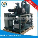 multi-stage high vacuum transformer oil filtering equipment/transformer oil filtration plant
