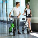 Onward Best price 2 wheel electric scooter electric chariot with seat Foldable Electric Scooter