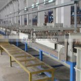 Professional manufacturer for Steel wire electro galvanizing line with low energy consumption