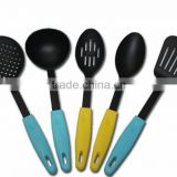 (DCNL-025) 5 Pieces Food Grade Approved Children Kitchenware Colorul Kitchen Cook Utensils