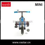 Rastar kid toy BMW MINI licensed child bike bicycle