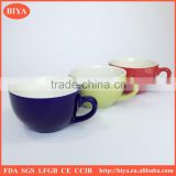 chinese tea cup factory direct low price good quality ceramic logo customized coffee mug