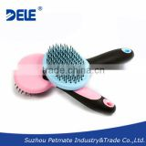 Anti-static-proof Nylon Pin Cat Brush or Dog with short hair Massage Comb                                                                         Quality Choice