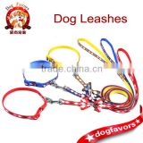 Diamond Check Long Dog Leashes and Cat Collars, Matching Bow Tie