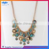 CHINA FASHION WHOLESALE hip hop bling bling chain necklace