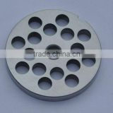 12#stainless steel meat grinder knives plate with 10mm hole