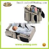 Best selling travel portable foldable lazy bed baby Diaper Bags from China ISO supplier                                                                         Quality Choice                                                     Most Popular