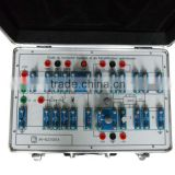 Electronic Training,Teaching Aid Equipment,XK-ELC1001A Transistor and Operational Amplifier Experiment Portable Kit