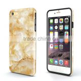 Full printing soft 3D phone case for iphone 6/6s marble design