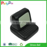 Partypro Promotional China Supplier Custom Logo Eco friendly Pu Foam TV Shape AntiStress Ball