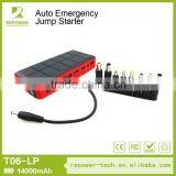 USA Market High Quality Real Capacity Jump Starter, Lithium Car Power Bank Battery Charger