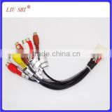 car DVD player connector cable