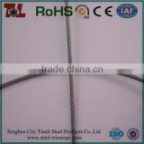 Stainless Steel Thin Wire Rope 304 7x7 1mm