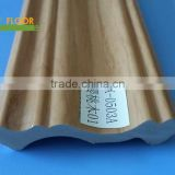 PVC panel gypsum skirting use Hot compress