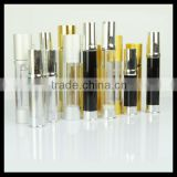 ODM/OEM 0.5oz, 1oz, 2oz bottle/15ml,30ml,50ml,80ml,100ml,120ml all kinds of airless bottles,cosmetic packaging containers