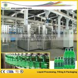 2013 new style PET bottle carbonated filling machine/small carbonated drink filling machine