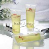 Hotel shampoo(bath gel,conditioner,body lotion) in soft tube