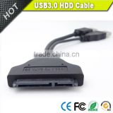 "USB 2.0 to Sata Converter Adapter Cable w/ 2.5"" 2.5 Inch Hard Drive HDD Case"