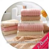 EAswet China wholesale cheap bamboo fiber soft led strip towels set