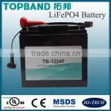 Hot!!!12v 24AH LiFePO4 Battery Pack with PCM Protection for electric vehicles,solar products,small e-tools