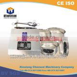 Chemicals Application and Circular Type sieve analysis equipment