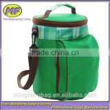 Hot Fashion Custom High Quality 600D Oxford Waterproof Recyclable Insulated Cooler Lunch Bag Promotion