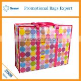 Cheap recycled pp woven bag bedding packaging bag quilt bag                                                                                                         Supplier's Choice