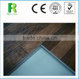 waterproof and fireproof UV-coating surface treatment PVC click lock Vinyl flooring Plank