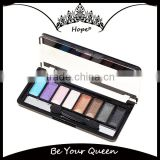 OEM 8 Color Eyeshadow Palette Private Label