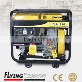 open type mini portable diesel dynamo 12 kw 15 kva power plant air cooled electrico generating price                                                                         Quality Choice