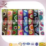 Colorful Decorative Circle Custom Printed Grosgrain Ribbon Wholesale                                                                         Quality Choice