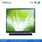 15inch Professional LCD CCTV monitor for Industrial automation equipment