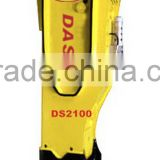 Attractive and durable hot sell better korean hydraulic breakers DS2100/SB181B