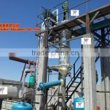 Heat conduction oil heating used oil recycling refinery best equipment