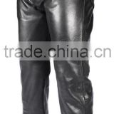 Men's Black Real Genuine Leather pants?/Trouser